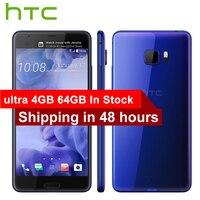 HK Version Original HTC U Ultra LTE Mobile Phone 4GB 64GB Snapdragon 821 Quad Core 5