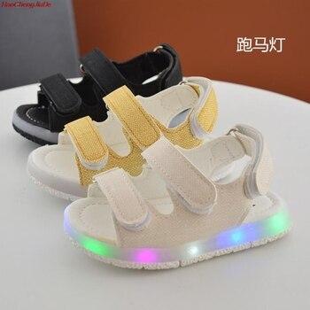 6b9de00d4 Nuevo rosa de carga USB de moda niñas luz LED de zapatos de Skate para niños  zapatillas de deporte con ruedas de dos ruedas