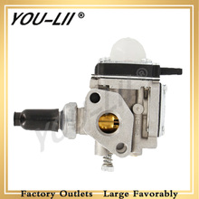цены YOULII OEM Free shipping  Strimmer Parts Carburetor Carb For Kawasaki TL43 TH43 TH48 BrushCutter Carburador Engine