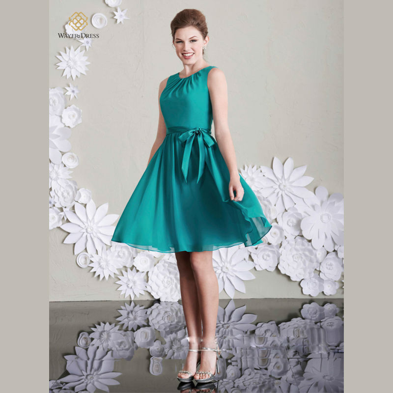 Popular Teal Blue Short Dresses-Buy Cheap Teal Blue Short Dresses ...