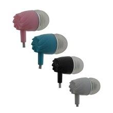 qijiagu 3.5mm Universal Wired Earphone In Ear Super Bass Earpiece Earphones