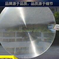 1 шт. 900 мм диаметр большой круглый PMMA Пластик Солнечный Френеля без конденсации фокусное расстояние объектива Длина 890 мм для лупу, большой с