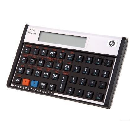 2016 Hot Sale HP 12C Platinum Financial Calculator & popular Calculadora hp hp brocade 8 12c aj820b 12 384