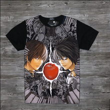 Death Note T Shirt Boys/men (6 colors)