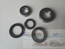 FS254 Lenar 254 II 274II set of oil seals, bearing and nut for the threaded drive shaft