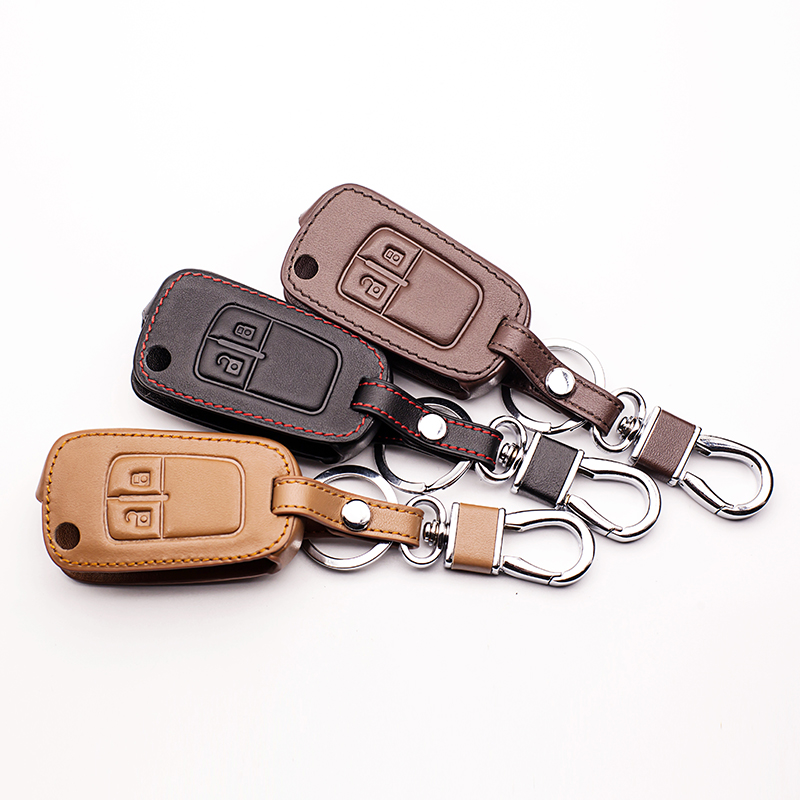 New Design Leather Key Car Key Case Keyboard Cover for Opel Astra Corsa Insignia Meriva Zafira Antara ASTRA J MOKKAcar key cover