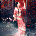 Chino tradicional mujeres Hanfu vestido chino vestido de princesa de hadas Hanfu ropa Tang ropa chino antiguo traje de Cosplay 7