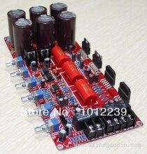 Assembled N5532 + LM3886 2.1 Power amplifier board 68W*2+120W(subwoofer)