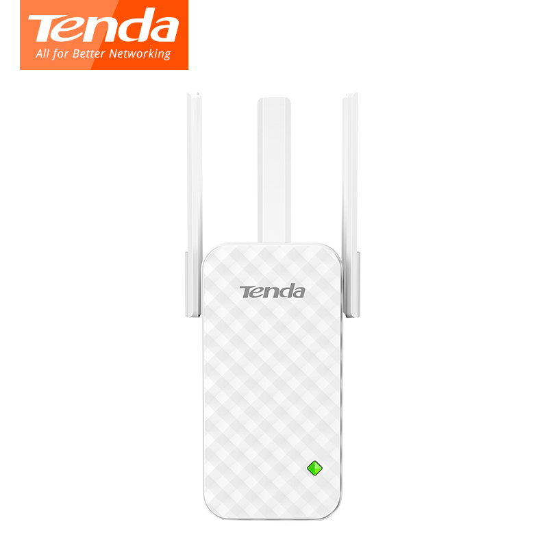 Tenda A12 300Mbps WiFi Router Wifi Repeater Range Extender Signal Booster 3 Antenna Full House Cover Expander Router Repeater