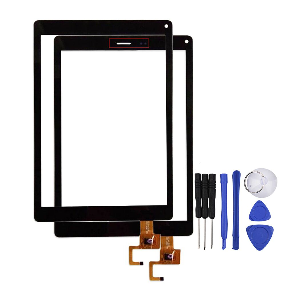 New TeXeT X-pad FORCE 8i 3G  TM-8051 for 100-080F-1110 B 8 inch tablet Touch Screen Digitizer Glass Touch Panel Sensor new for 8 texet x pad navi 8 2 3g tm 7859 tablet touch screen panel digitizer glass sensor replacement free shipping