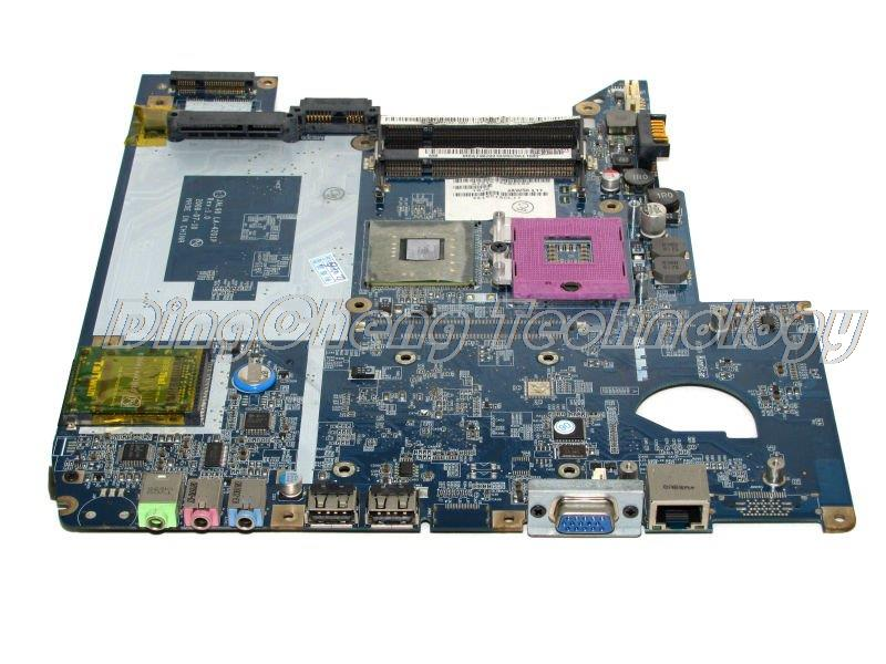 SHELI laptop Motherboard for ACER 4730 4730G LA-4201P notebook mainboard integrated ddr2 100% tested
