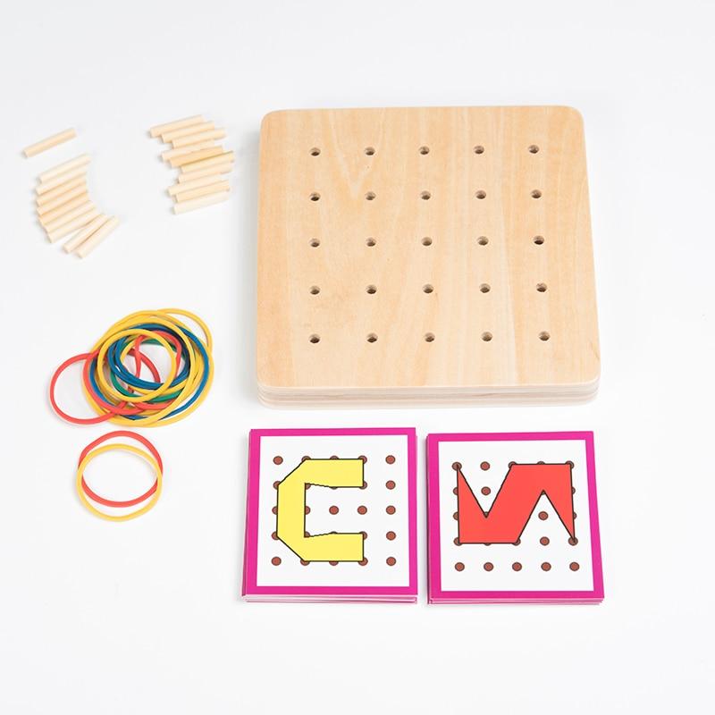 Juguete para bebés Montessori Gráficos creativos de goma corbata - Educación y entrenamiento - foto 2