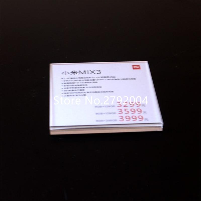 10 pcs lote 10 10 m cristal bloco de acrilico transparente quadro magnetico montagem na parede