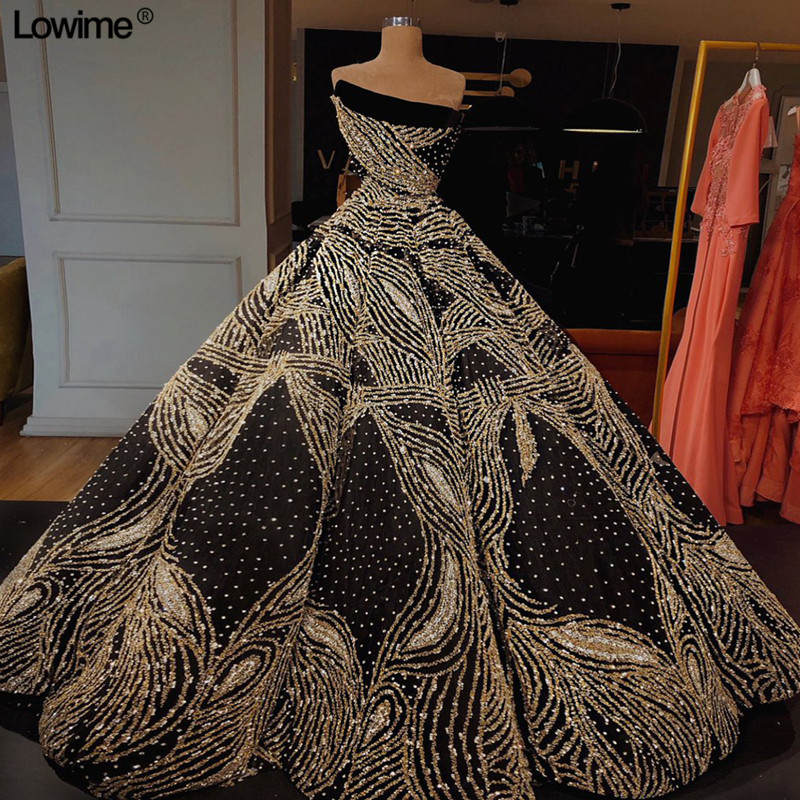 Free Shipping Ball Gown Quinceanera Dresses 2019 Sparkly Vestido De Festa Sleeveless Backless Princess Party Red Carpet Gowns(China)