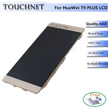 """For Huawei P9 Plus LCD Display Smartphone With 5.5"""" FHD LCD Screen Touch Panel Digitizer Assembly"""