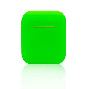 Image 5 - TPU ソフト Airpods アクセサリープロテクターカバーのための透明超薄型カバー耐衝撃ホルダーためのポッド