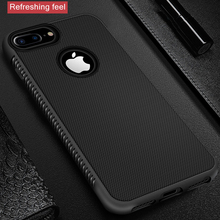 Rugged Case For iPhone X XR XS Max Cover