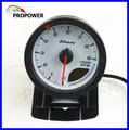 "2.5"" 60MM DF Advance CR Gauge Meter Tachometer RPM Gauge White Face /AUTO GAUGE"