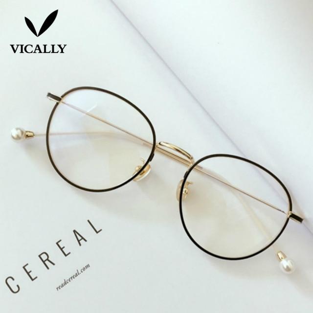 Vintage Pearl Eyewear Glasses Frame Clear Lens Glasses Brand Women ...