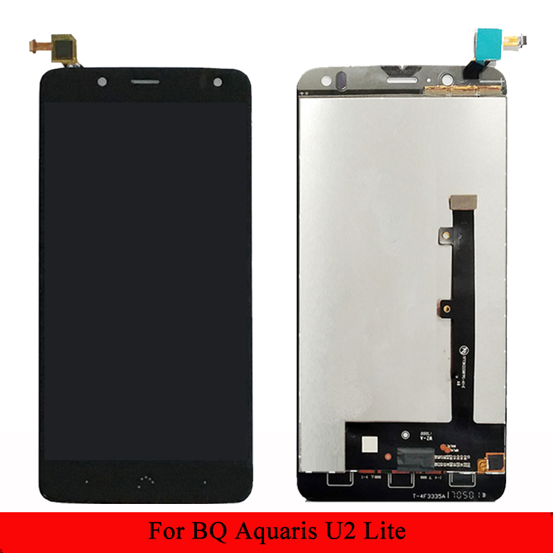 For BQ Aquaris U2 Lite LCD Display + Touch Screen Digitizer Assembly ReplacementFor BQ Aquaris U2 Lite LCD Display + Touch Screen Digitizer Assembly Replacement