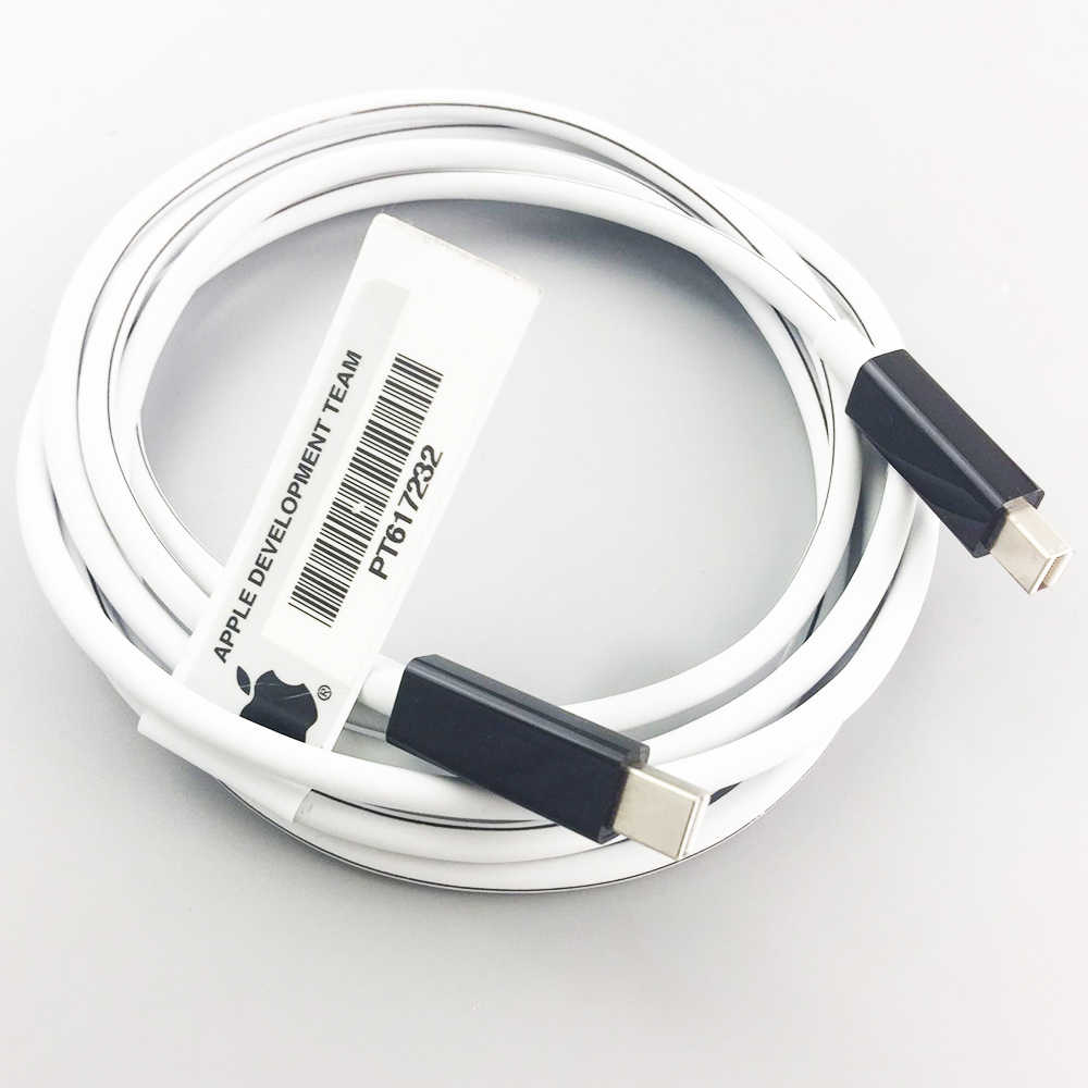 Thunderbolt 2 cable Thunderbolt male to male 1.5M for apple macbook pro air mini(Thunderbolt-2 equipped)