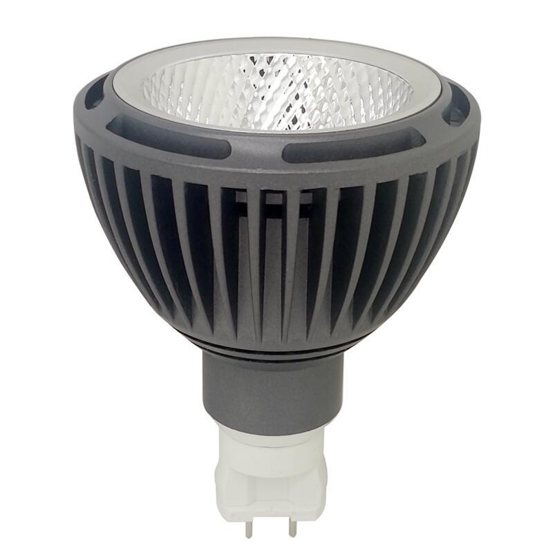 Затемнения светодиодный светильник PAR30 20 Вт <font><b>G12</b></font> светодиодный Spotlight E27 светодиодный удара чип холодный белый/теплый белый лампада светодиодны&#8230;