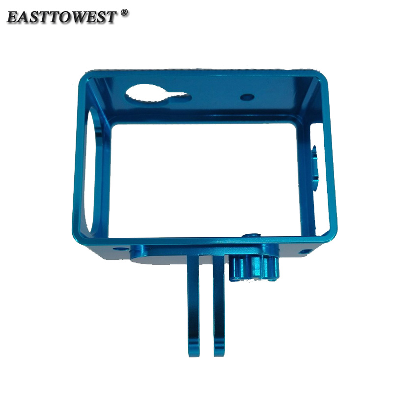 Easttowest CNC Aluminum Protective Frame Case for Xiaomi Yi Sports Action Camera