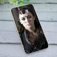 Soft TPU Phone Case for Samsung Galaxy A70 The 100 Heda Lexa TV Show Cover A3 A6 Plus A5 A7 A8 A9 A10 A20 A30 A40 A50 Backshell(China)