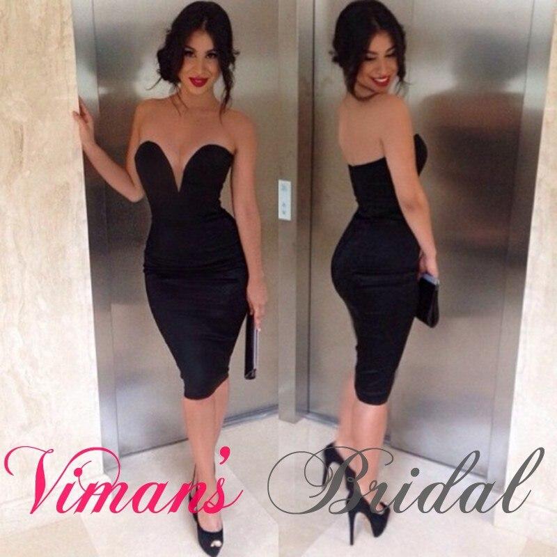 Short Elegant Prom Dresses - Ocodea.com