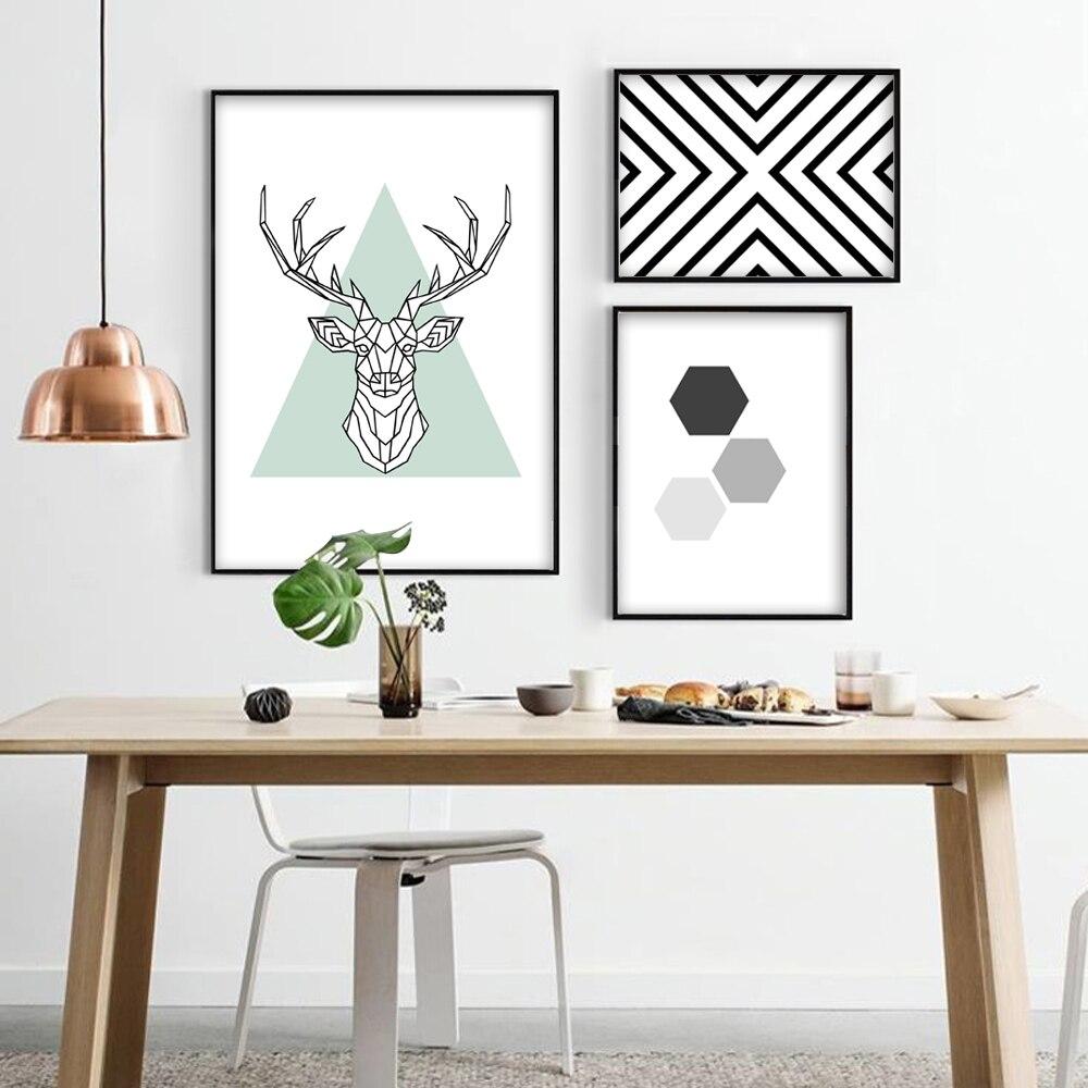 удивлению постеры на стену в скандинавском стиле для печати курильского бобтейла среди
