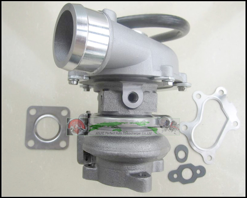 Free Ship Turbo 4JB1T RHF4 VP47 XNZ1118600000 Oil cooled For ISUZU Trooper for Dongfeng Pickup 4JB1T 4JB1-T 4JB1 T Turbocharger