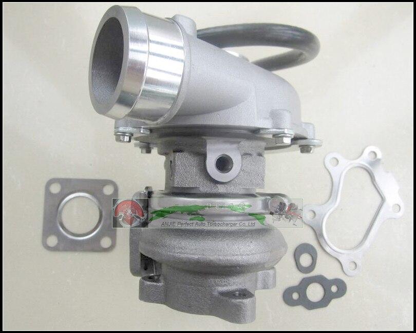 Livraison gratuite Turbo 4JB1T RHF4 VP47 XNZ1118600000 refroidi à l'huile pour ISUZU Trooper pour Dongfeng Pickup 4JB1T 4JB1-T 4JB1 T turbocompresseur