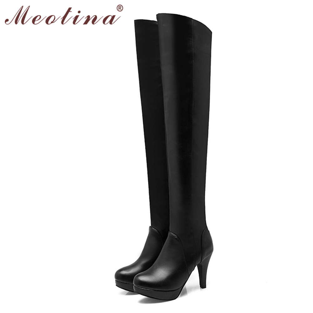 Online Buy Wholesale thigh high boots size 11 from China thigh ...