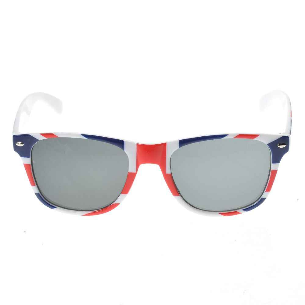 5d059301a2cf ... SEKINEW UK USA Flag Vintage Sunglasses US Patriotic United States Stars  Stripe New Driver Goggles ...