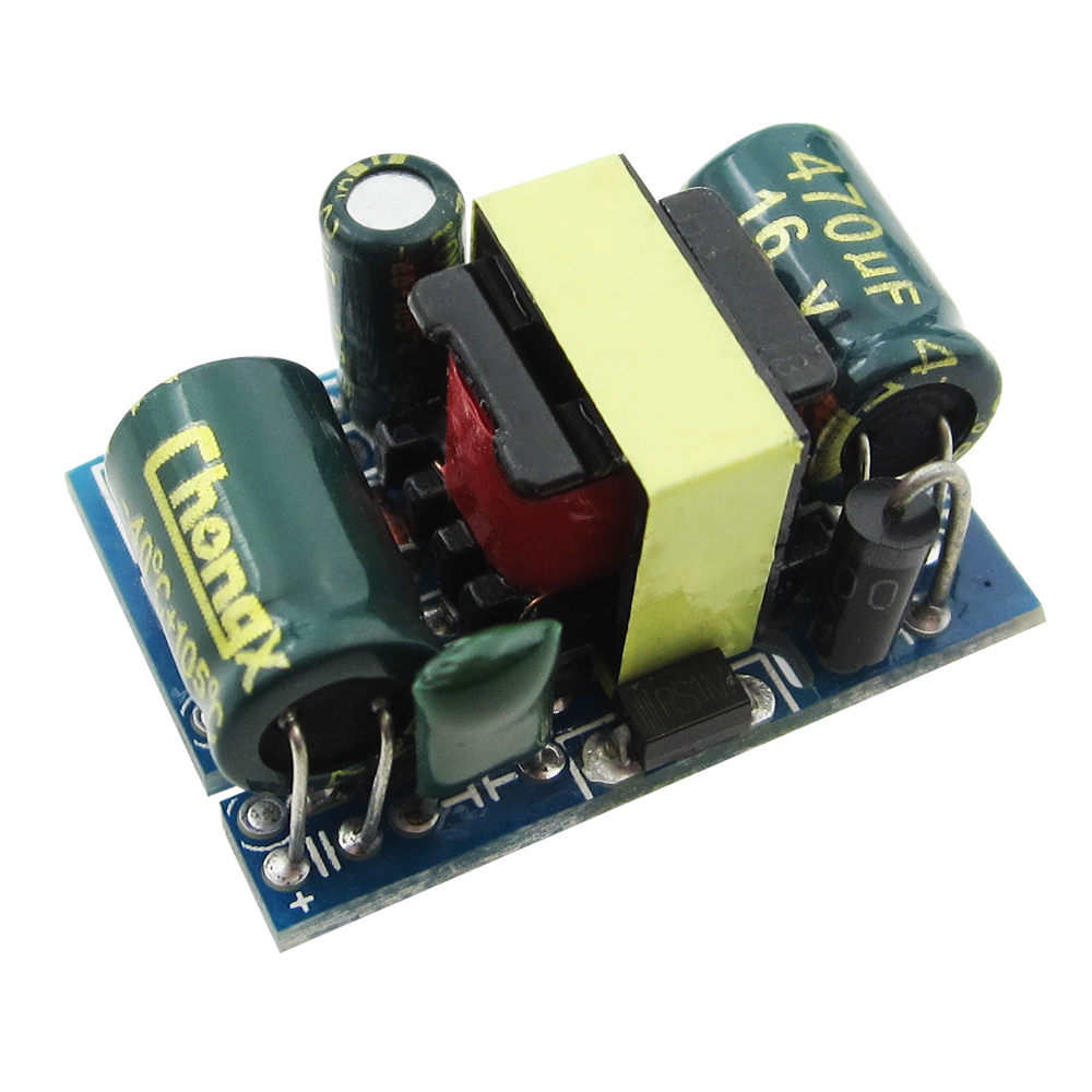 5V 700mA (3.5W) isolated switch power supply module AC-DC buck step-down module 220V turn 5V zuczug new precision 700ma 5v 3 5w isolated switching power supply module ac dc buck module 220 to 5v