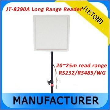 RFID UHF пассивной дальний Reader 20 м + бесплатная SDK + свободные теги (RS232/RS485/WG26 /32/34) картридер