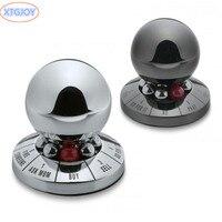 1PCS Metal Fate Prediction Ball Novelty Gag Toys Trick Practical Joke Gift For Adults Children Fun