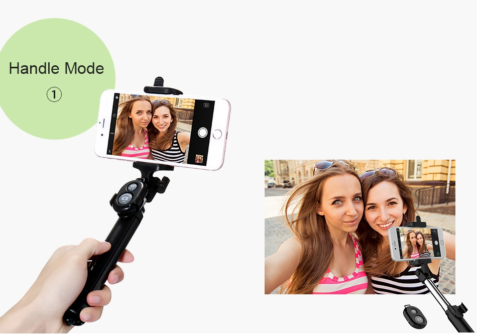 Bluetooth Selfie Stick Tripod (9)