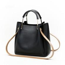 Tote Bag Material PU Bucket Bag Simple Wild Lady Messenger Bag Shoulder Bag Sublimation Blank Music Sheet Handbag цены