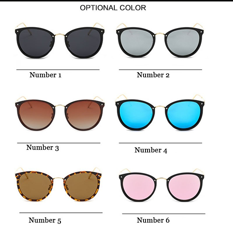 2016 Oval Vintage Goggles Women Men New Fashion Polarized Sunglasses For Ladies Party Glasses For Small face 0759 (5)
