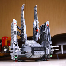 LEPIN 05006 Star Wars Starwars Minifigures Kylo Ren Command Shuttle Building Blocks Bricks Toys Compatible