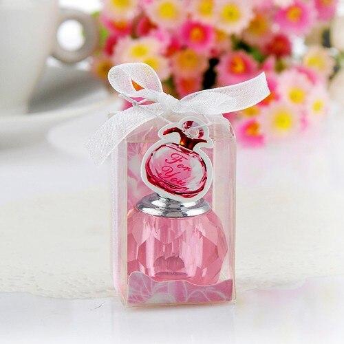 Luxe parfumflesje kristal voor bruiloft Bomboniere cadeau 100st - Feestversiering en feestartikelen - Foto 3