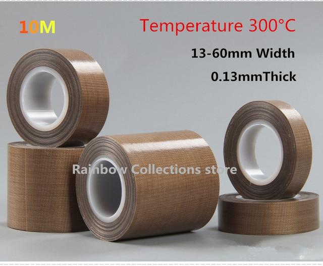 10 mt 13 60mmWidth 0,13 mmThick PTFE Teflon Band Teflon Hohe ...
