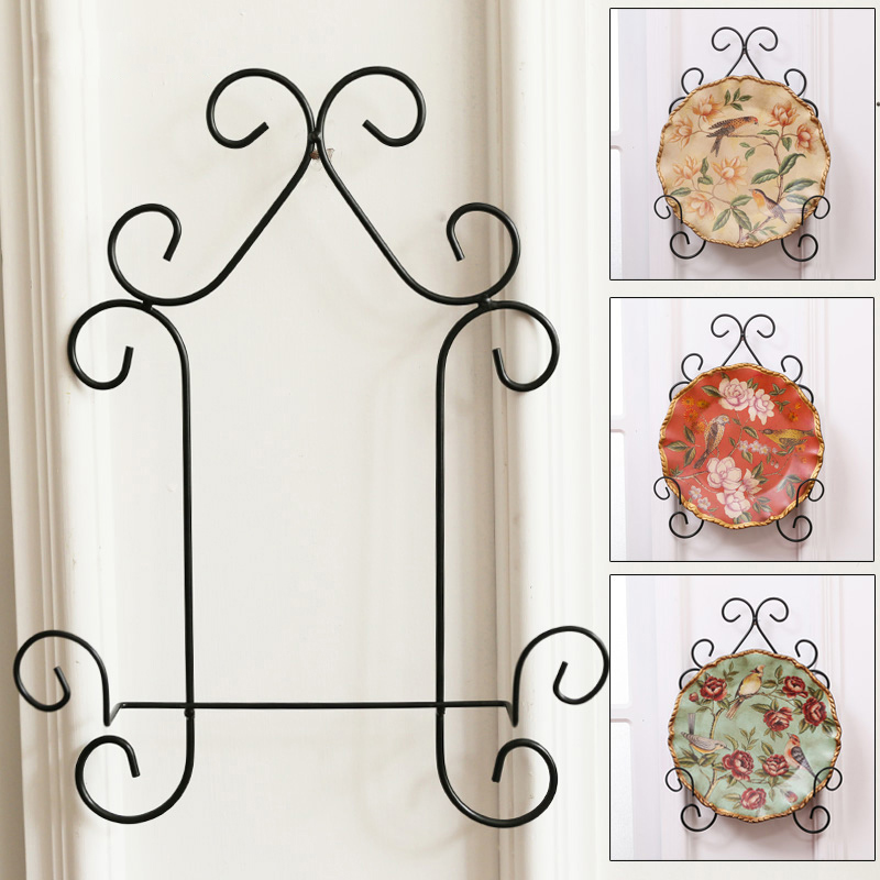 Decorative Home Decor Wall Rack for Plates and Artwork ...