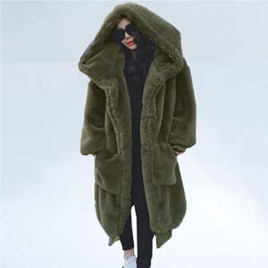 Oversized Winter Fau...