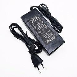 HK LiitoKala 48V 2A ładowarka 13 seria akumulatorów ładowarka 54.6v 2a stały prąd stałe ciśnienie jest pełne self stop w Ładowarki od Elektronika użytkowa na