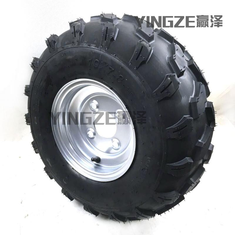 Go Kart Parts & Accessories Go Kart Karting Atv Utv Buggy 16x8-7 Inch Wheel Tubeless Tyre Tire With Hub Back To Search Resultsautomobiles & Motorcycles