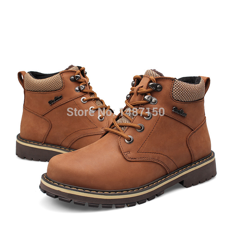 High Quality Hiking Boots Men Oxfords Travel Outdoor Casual ...
