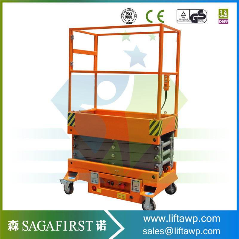 Hydraulic Self Propelled Scissor Lift Factory For Best Price