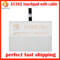 original touchpad trackpad with cable for macbook 13.3'' A1342 W/ Ribbon Flex Cable Connector 821 0890 A MC207 MC516 Late 2009 M